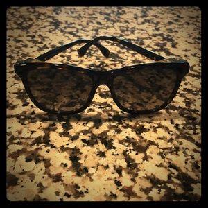 Fendi FF0199 Dark Brown Tortoiseshell Sunglasses